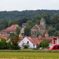 Panorama Burgbernheim